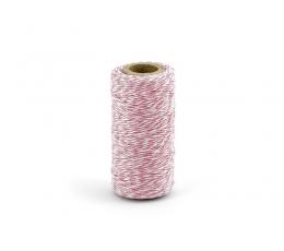 """Virve """"Twine"""", rozā (50 m)"""