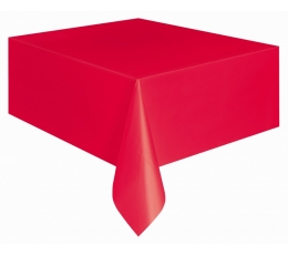 Galdauts, sarkans (137x274 cm)