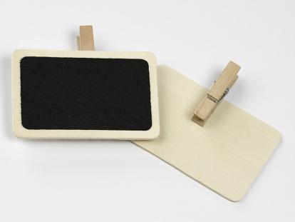 Krītpapīra tabulas - piespraudes (2 gab)