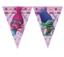 "Karodziņu virtene ""Troļļī"" (9 karodziņi)"