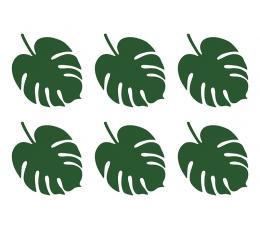 "Paliktņi ""Palmu lapas"" (6 gab)"