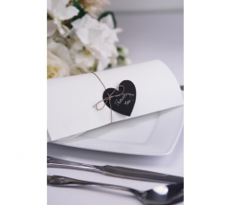 Novelējumu kartiņas, krītpapīra sirsniņas (10 gab) 2