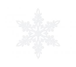 """Dekorācijas """"Sniegpārslas"""" (10 gab/ 13 cm)"""