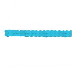 Virtene,  zila (3,6m)