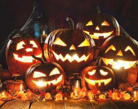 Helovīns!