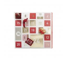 "Adventes kalendārs ""Sarkanās kastītes"""