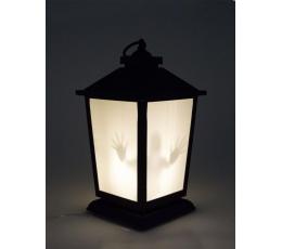 """Apgaismota dekorācija """"Helovīna laterna"""" (36x17 cm)"""