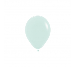 Balons, piparmētras krāsā (12 cm)