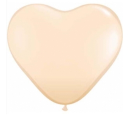 "Baloni ""Ādas krāsas sirdis"" (100 gab. / 15cm Q6)"