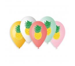 """Baloni """"Ananasi"""" (10 gab. / 33 cm.)"""