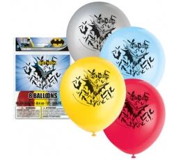 """Baloni """"Betmens""""  (8 gab/ 28 cm)"""