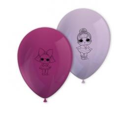 """Baloni """"LOL Surprise"""" (8 gab. / 28 cm)"""