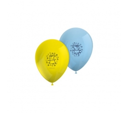 """Baloni """"Peppa Pig"""" (8 gab./28 cm)"""