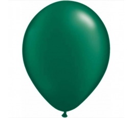 Baloni, perlamutra zaļi (25 gab. / 28 cm.)