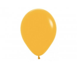 Baloni - sinepju krāsas (12gab/30cm)