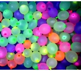 """Baloni """"Ūdens bumbas"""", neons (100 gab./8 cm)"""