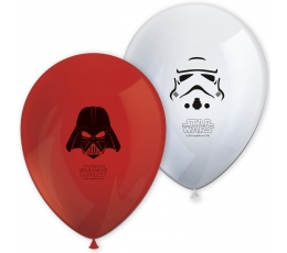 "Baloni ""Zvaigžņu kari - Final Battle"" (8 gab./28 cm)"
