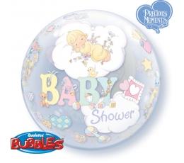 "Balons (bubble) ""Baby"" (56 cm)"