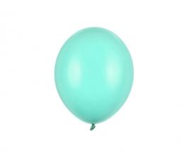 Balons, gaiši piparmētras krāsā (12 cm)