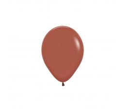 """Balons, """"ķieģeļu"""" krāsā (12 cm)"""