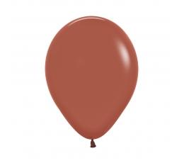 """Balons, """"ķieģeļu"""" krāsas (30 cm)"""
