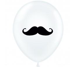 "Balons ""Melnas ūsas"" (30 cm)"