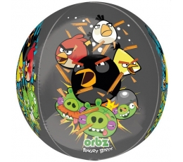 "Balons - Orbz ""Angry birds"" (43 x 45 cm)"