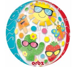 """Balons - orbz """"Jautrība saulē"""" (38 x 40 cm)"""