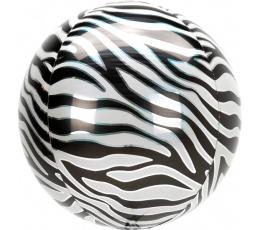 """Balons-orbz """"Zebra"""" (38x40 cm)"""