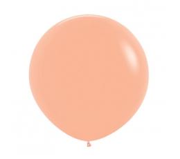 Balons, persikkrāsas (60 cm)