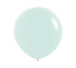 Balons, piparmētras krāsā (60 cm)