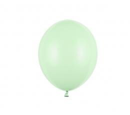 Balons, pistāciju krāsaā (12 cm)
