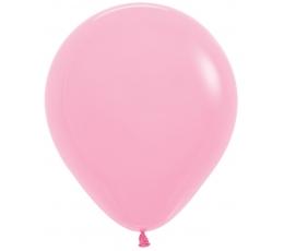 Balons, rozā (45 cm)