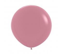 Balons, rozā (60 cm)