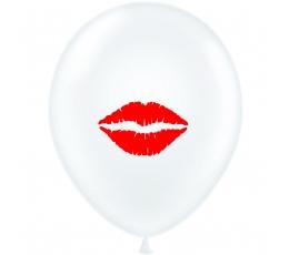 """Balons """"Sarkanas lūpas"""" (30 cm)"""