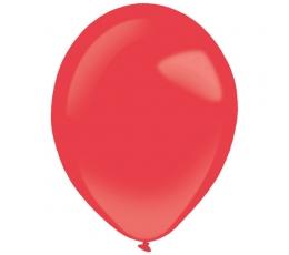 Balons, sarkans (35 cm)