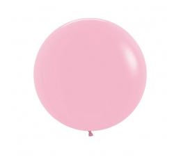 Balons, spilgti rozā apaļš (61 cm)