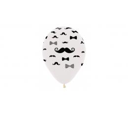 """Balons """"Ūsas un tauriņi"""" (30 cm)"""