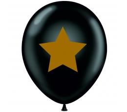 """Balons """"Zelta zvaigzne"""" (30 cm)"""