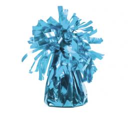 Balonu atsvars, gaiši zils