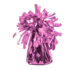 Balonu atsvars, rozā