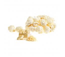 Baltā Čedaras siera popkorns (250g/L)