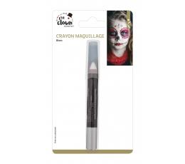 Balts kosmētikas zīmulis (3 g)