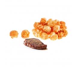 """Buffalo"" gaļas garšas popkorns (250g/L)"
