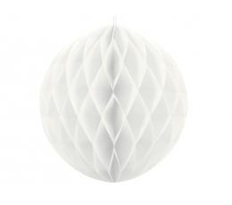 Burbulis, balts (20 cm)