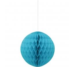 Burbulis, tirkīzzils (20 cm)