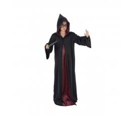 Burvja apmetnis ar kapuci (128 cm)