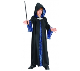 Burvja kostīms, zils (7-9 gadi)