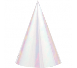 Cepurītes, perlamutra (8 gab)