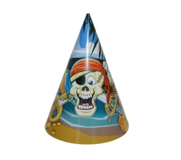 """Cepurītes """"Pirāti -galvaskauss """" (5 gab.)"""